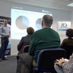 Seminario sobre marketing online y posicionamiento en buscadores
